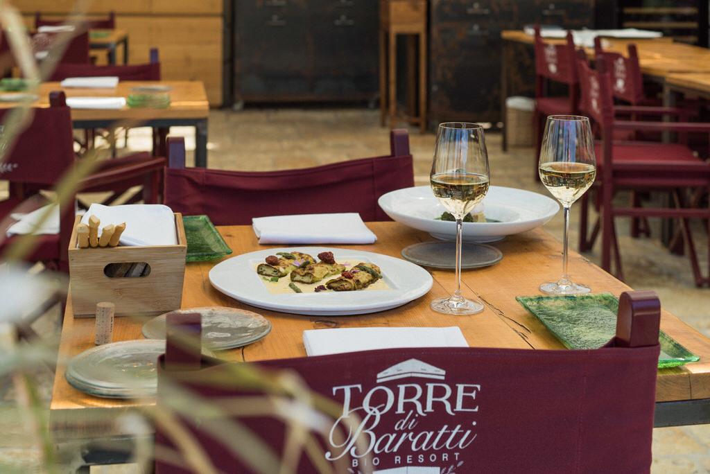 Luxury agriturismo Tuscany